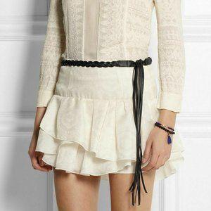 Isabel Marant DARLA Waist Belt Leather Sz S